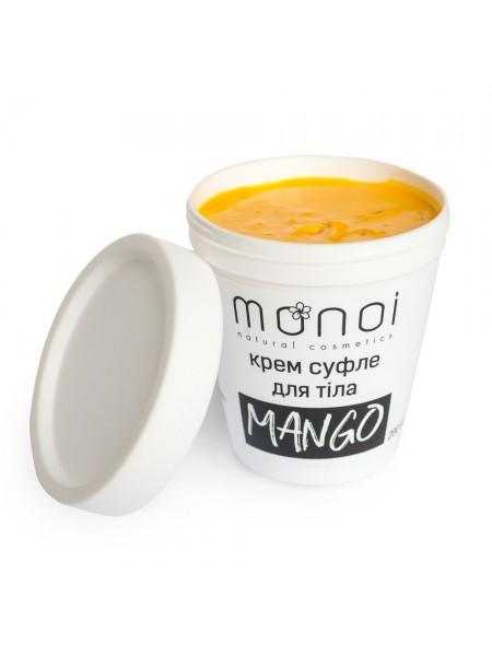Суфле для тіла Monoi Манго