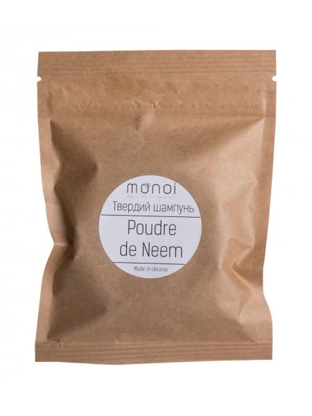 Твердый шампунь Monoi Poudre de Neem