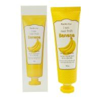 Крем для рук з екстрактом банану