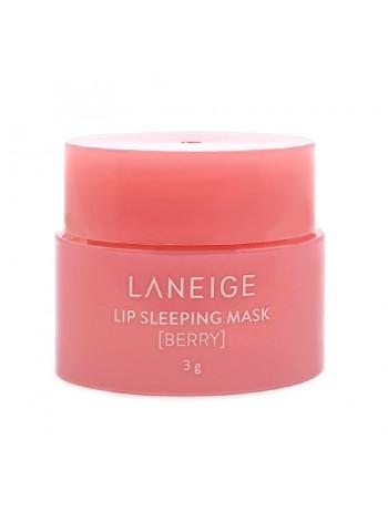 Laneige Lip Sleeping Mask Berry 3g