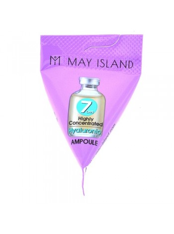 May Island 7 Days Highly Concentrated Hyaluronic Ampoule